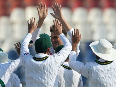 Pakistan vs Bangladesh: Hosts comfortably wrap up innings and 44-run win despite Naseem Shah's unavailability on Day 4 of 1st Test