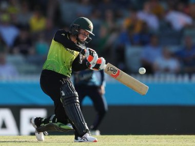 ICC Womens T20 World Cup 2020: Rachael Haynes blistering knock of 60 propels Australia to nervy victory over Sri Lanka