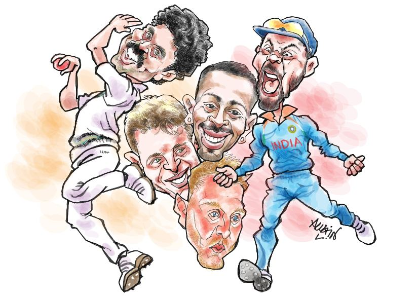 games of throne Red cards for bad behaviour? ICC can no longer stay silent as errant players are marring crickets spirit, legacy