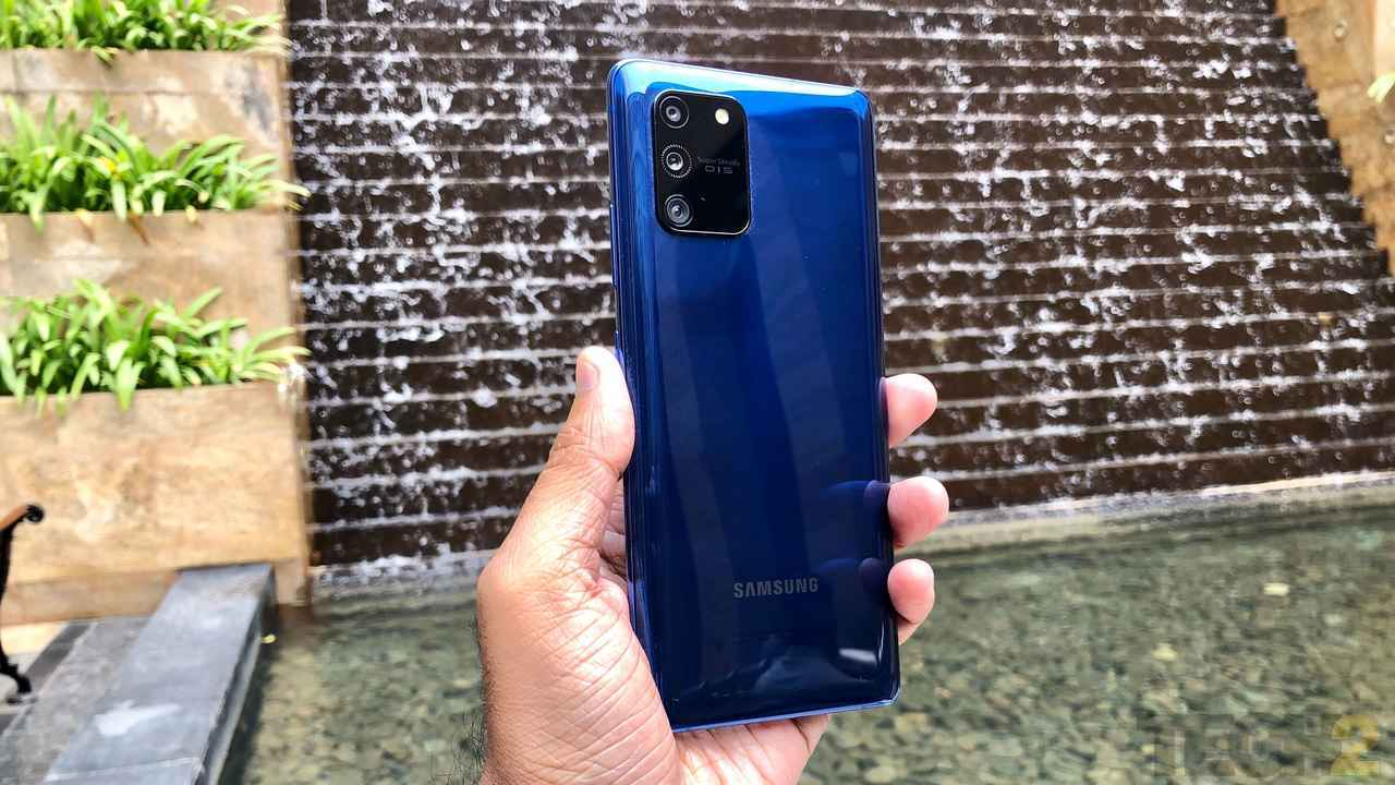Samsung Galaxy S10 Lite 512 GB storage variant launched in India at Rs 44,999- Technology News, Firstpost