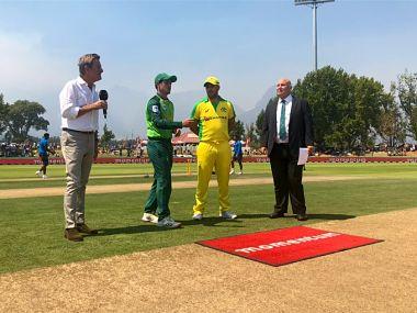 South Africa vs Australia, LIVE Cricket Score, 1st ODI at Paarl