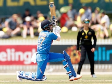 Women's T20I tri-series 2020: Little backup if they fail, but performance against Australia another example of Indian top four's worth