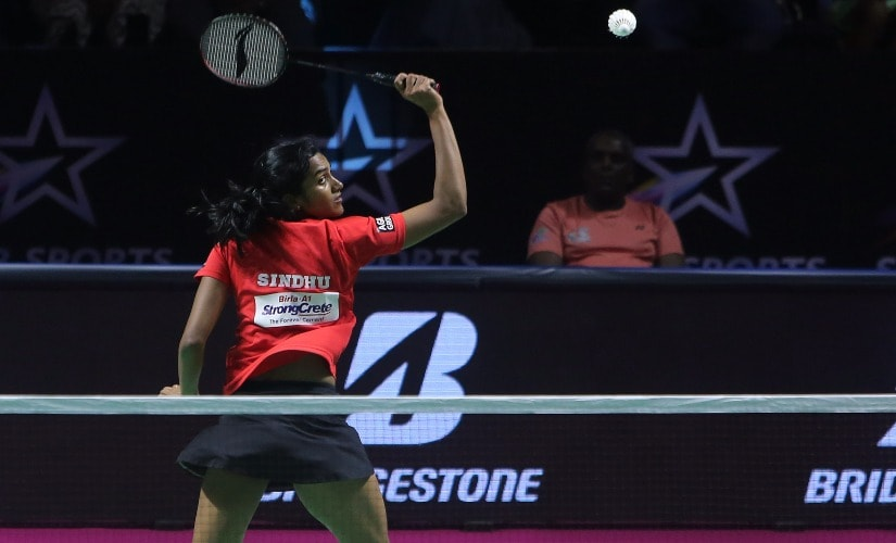 Experts such as Vimal Kumar suggest Sindhu should add more wristwork to her repertoire. File image