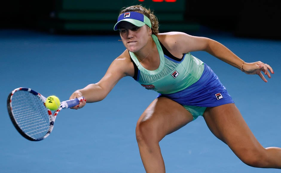 Sofia Kenin Crowned Australian Open Champion After Turning Tables From One Set Down Against Garbine Muguruza Photos News Firstpost