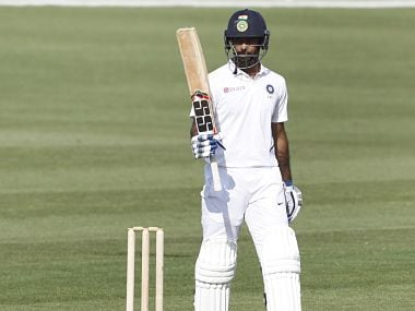 India vs New Zealand XI: Hanuma Vihari, Cheteshwar Pujara's rescue act helps visitors post 263