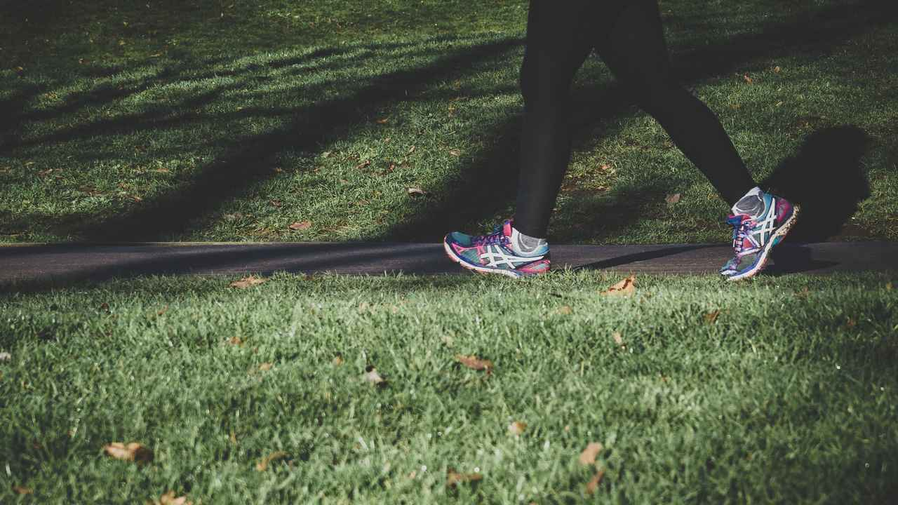 Walking alone will not prevent weight gain, does have emotional and health benefits: study - Firstpost
