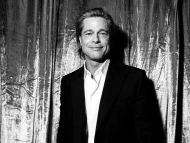 Brad Pitt's acceptance speeches this awards season are a work of art, from Brexit jokes to digs at his singlehood