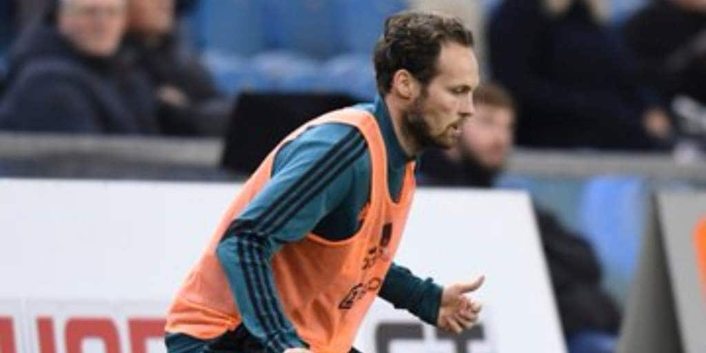 Ajax defender Daley Blind makes first appearance after heart surgery in Dutch Cup win over Vitesse Arnhem - Firstpost