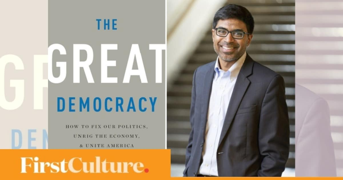 With a new book, Ganesh Sitaraman is primed to be key contender for role of Democratic Party's chief ideologue - Firstpost