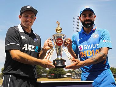 India vs New Zealand, Highlights, 1st ODI at Hamilton, Full Cricket Score: Taylor's unbeaten ton guides Kiwis to four-wicket win