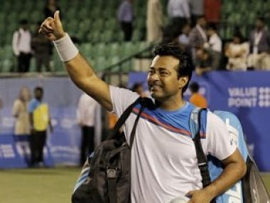 Bengaluru Open 2020: Leander Paes enthralls crowd in win; Prajnesh Gunneswaran stretched en route to second round