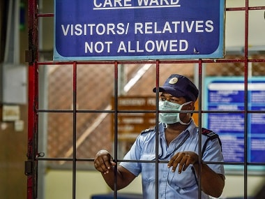 Four suspected coronavirus patients return home from Nagpur hospital despite requests by staff