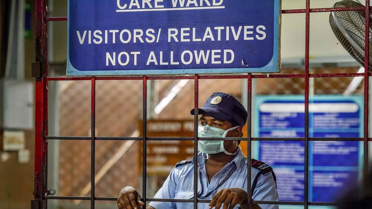 Maharashtra has 11 confirmed cases of coronavirus as 45-year-old person tests positive