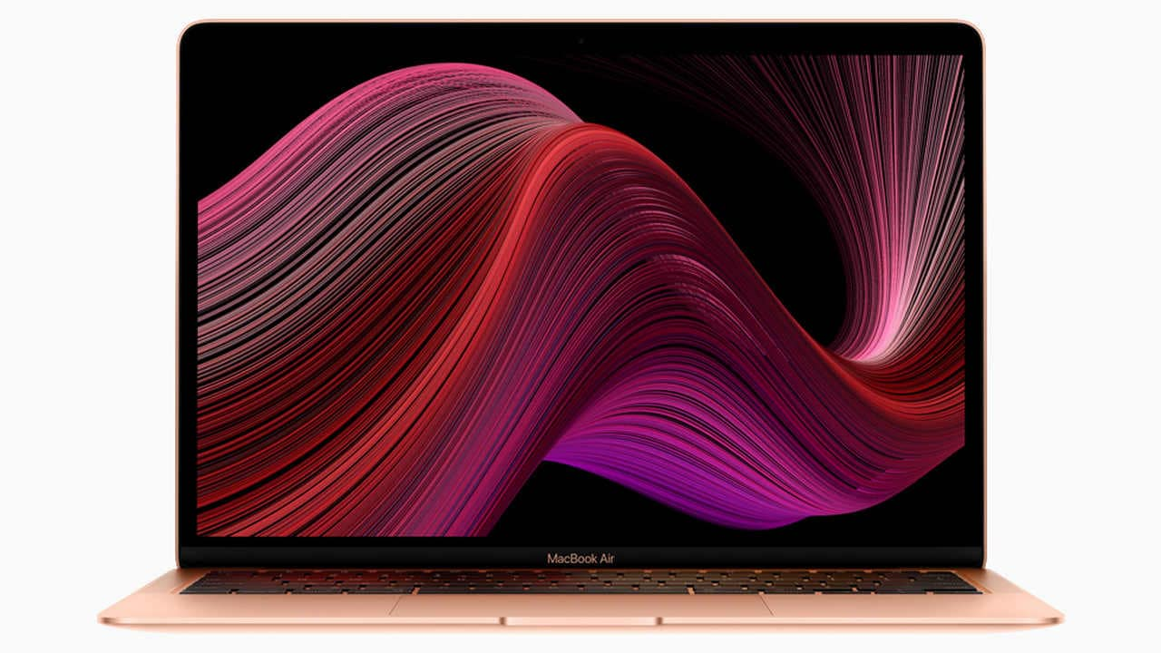 New Apple MacBook Air with Magic Keyboard launched in India at Rs 92,990