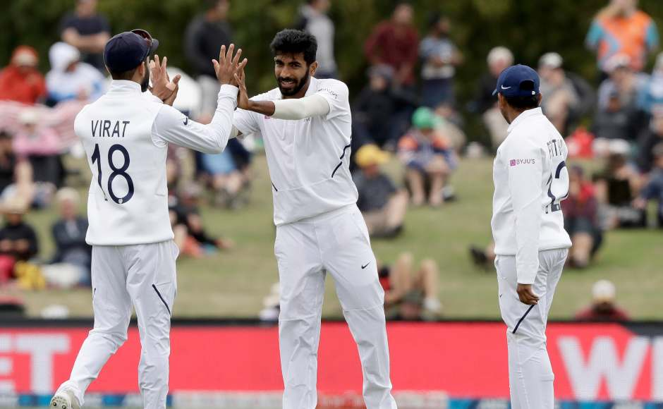 Jasprit Bumrah remained the most economical bowler in the second innings with an economy rate of 3. He finished with figures of 2/39. AP
