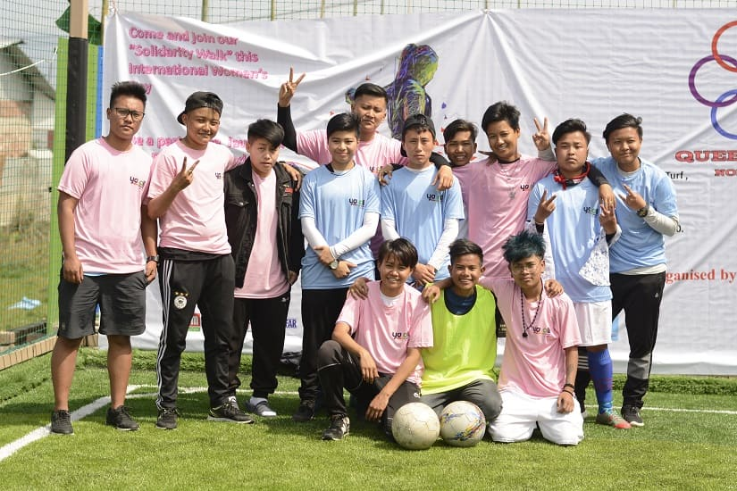 An all-trans men football team in Manipur challenges male-female binary in sport, hopes for greater queer inclusion
