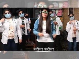 Dhinchak Pooja releases new song about the coronavirus outbreak, inspires a meme fest on Twitter