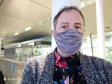 Coronavirus Outbreak: Iain O'Brien gets emotional after raising money via crowdfunding to return home to UK