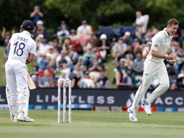 India vs New Zealand stats review: Virat Kohli's low point, Tim Southee's 300 and more numbers from Test series