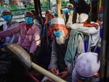 Coronavirus Outbreak: Delhi Police sends 275 foreign nationals, who attended Tablighi Jamaat meet, to quarantine