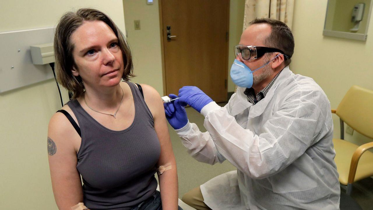 Volunteers needed for different kinds of COVID-19 vaccines, even for frontrunners in vaccine race