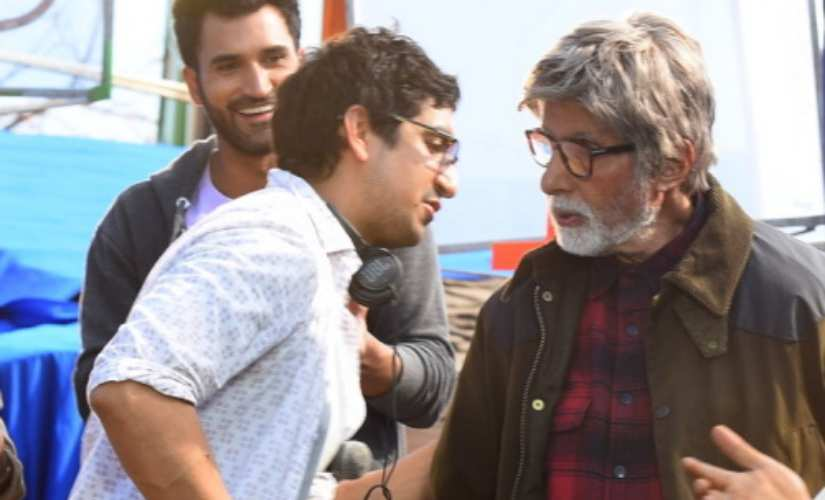 Brahmastra: Amitabh Bachchan announces wrap of fantasy drama, also starring Alia Bhatt and Ranbir Kapoor