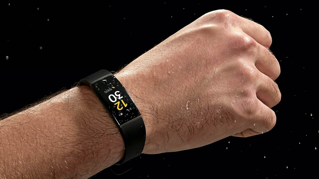 Realme Band with heart-rate monitor and Cricket mode launched at Rs 1,499