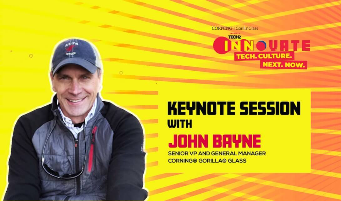 John Bayne's Keynote Session At Tech2 Innovate