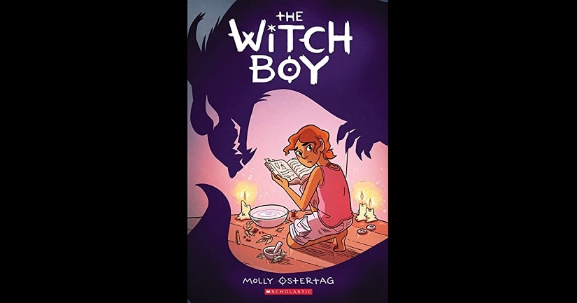 The Witch Boy reinforces Wiccan literature as a vital source of spiritual nourishment for queer readers