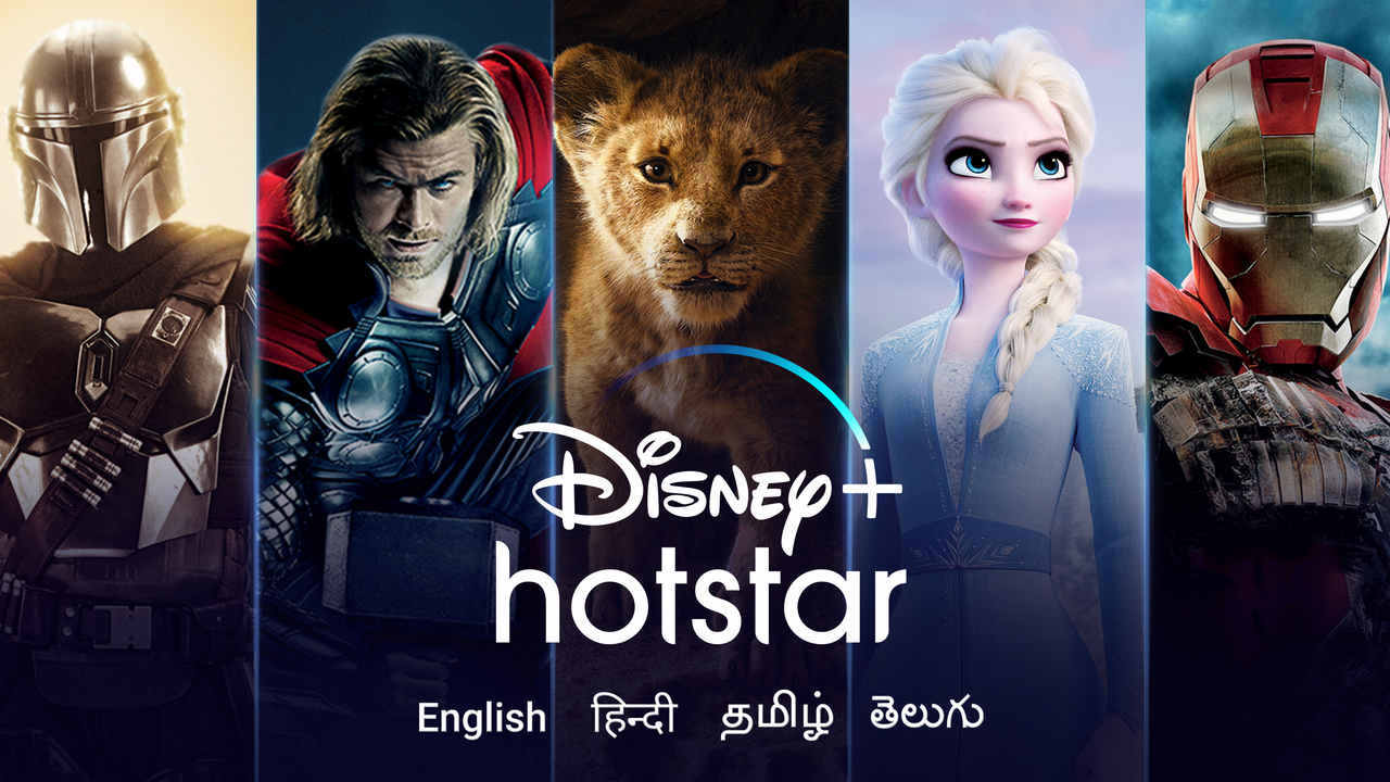 Disney Plus Hotstar goes official in India, subscription plans start at Rs 399 per year