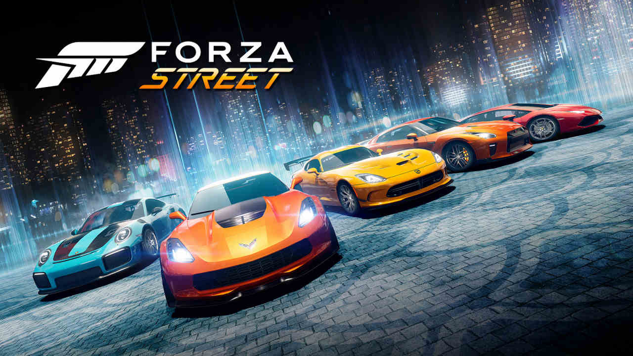 Forza Street is coming to Android and iOS devices on 5 May: Microsoft