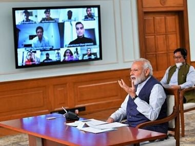 Coronavirus Outbreak: PM Narendra Modi discusses COVID-19 threat with top sportspersons, seeks support for awareness campaigns
