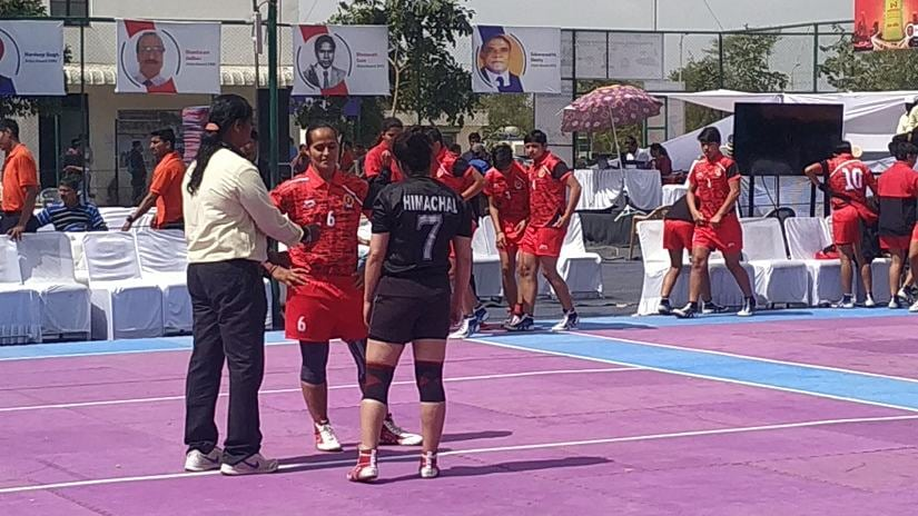 From captaining Himachal in Kabaddi nationals to performing police duties during COVID-19 lockdown, Priyanka Negi leads on all fronts