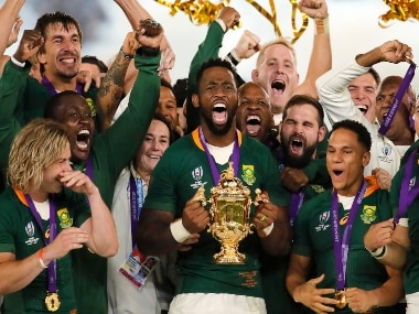 Coronavirus Outbreak: South Africas Rugby World Cup winning captain Siya Kolisi inspires national unity during crisis