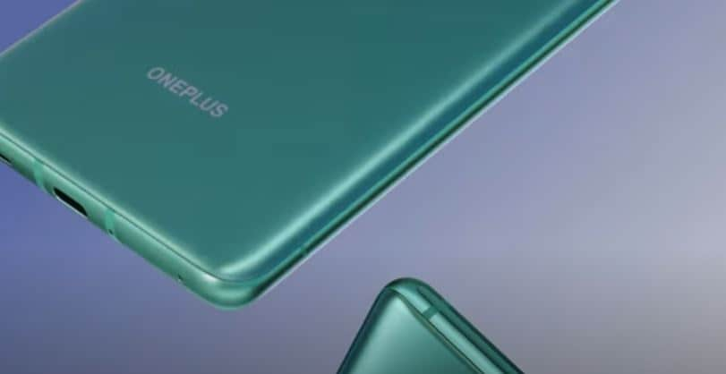 OnePlus 8 design revealed in an official video teaser, will come in green colour option