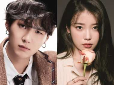 Bts Member Suga To Collaborate With Singer Iu For New Song Music Video Will Release On 6 May Entertainment News Firstpost