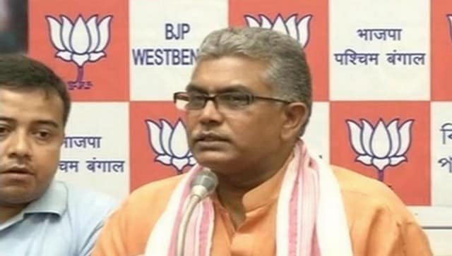 Dilip Ghosh says BJP will withdraw false cases against workers of all parties after coming to power