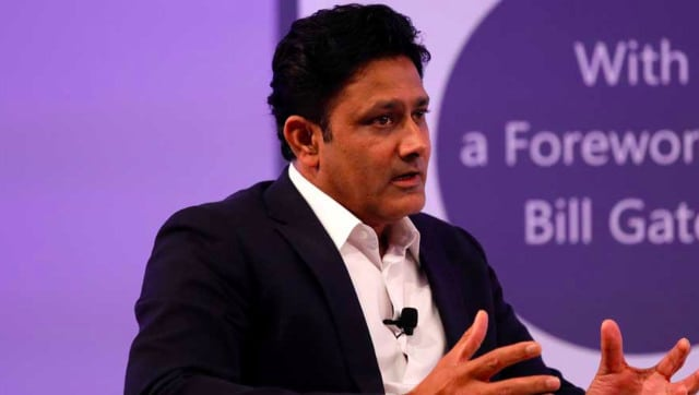Possible inexperience of local umpires reason behind adding extra review, says ICC Cricket Committee chairman Anil Kumble
