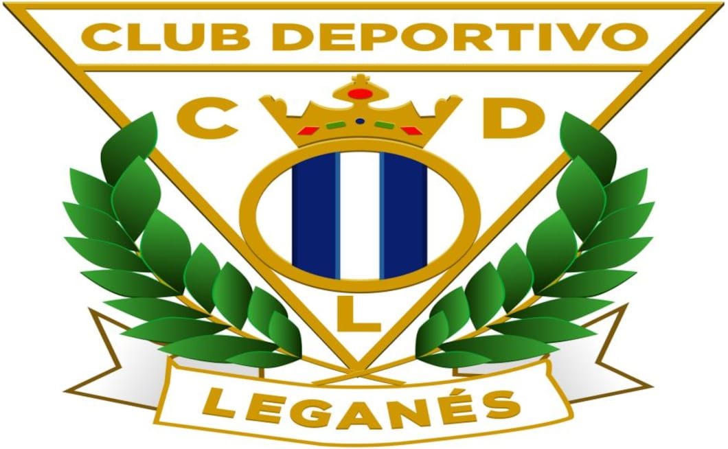 Based on the outskirts of Madrid, CD Leganés have been competing in LaLiga since the 2016-17 season. The simple crest reflects their club colours of blue and white. Founded in 1928, Leganés are affectionately known as 'Los Pepineros' which means the cucumber growers and tells a story of the agricultural background of the club.