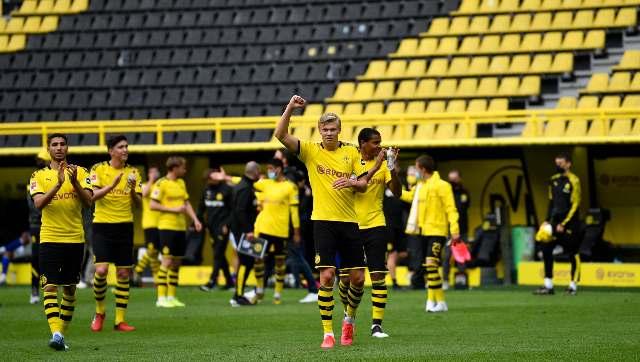 Bundesliga Borussia Dortmund Confident They Can Weather Financial Challenges Despite Loss Of Million Sports News Firstpost