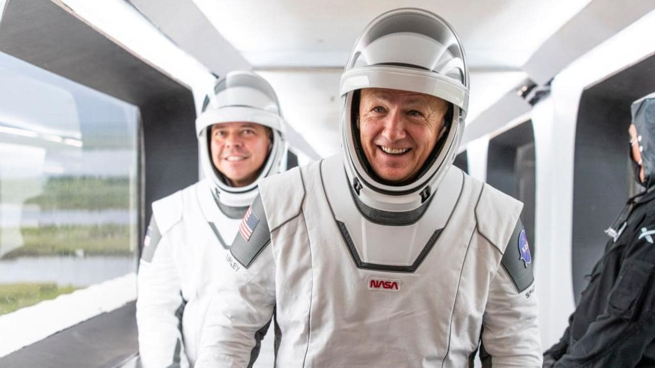 NASA astronauts Bob Behnken and Doug Hurley are badass astronauts and dads: SpaceX president Gwynne Shotwell