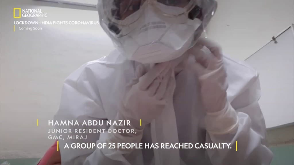 Lockdown: India Fights Coronavirus review — National Geographic documentary salutes unseen efforts of COVID-19 warriors