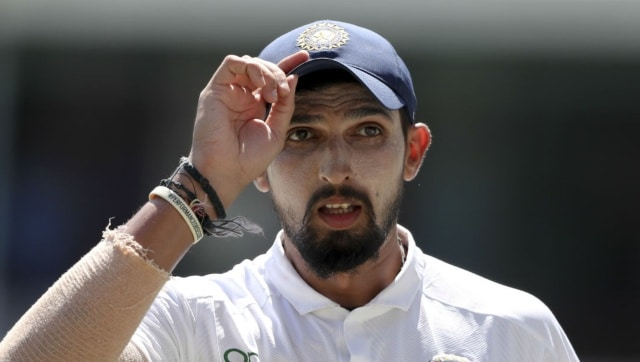 Ishant Sharma talks about enjoying his cricket, sledging Steve Smith and his maiden Test fifty in chat with Mayank Agarwal
