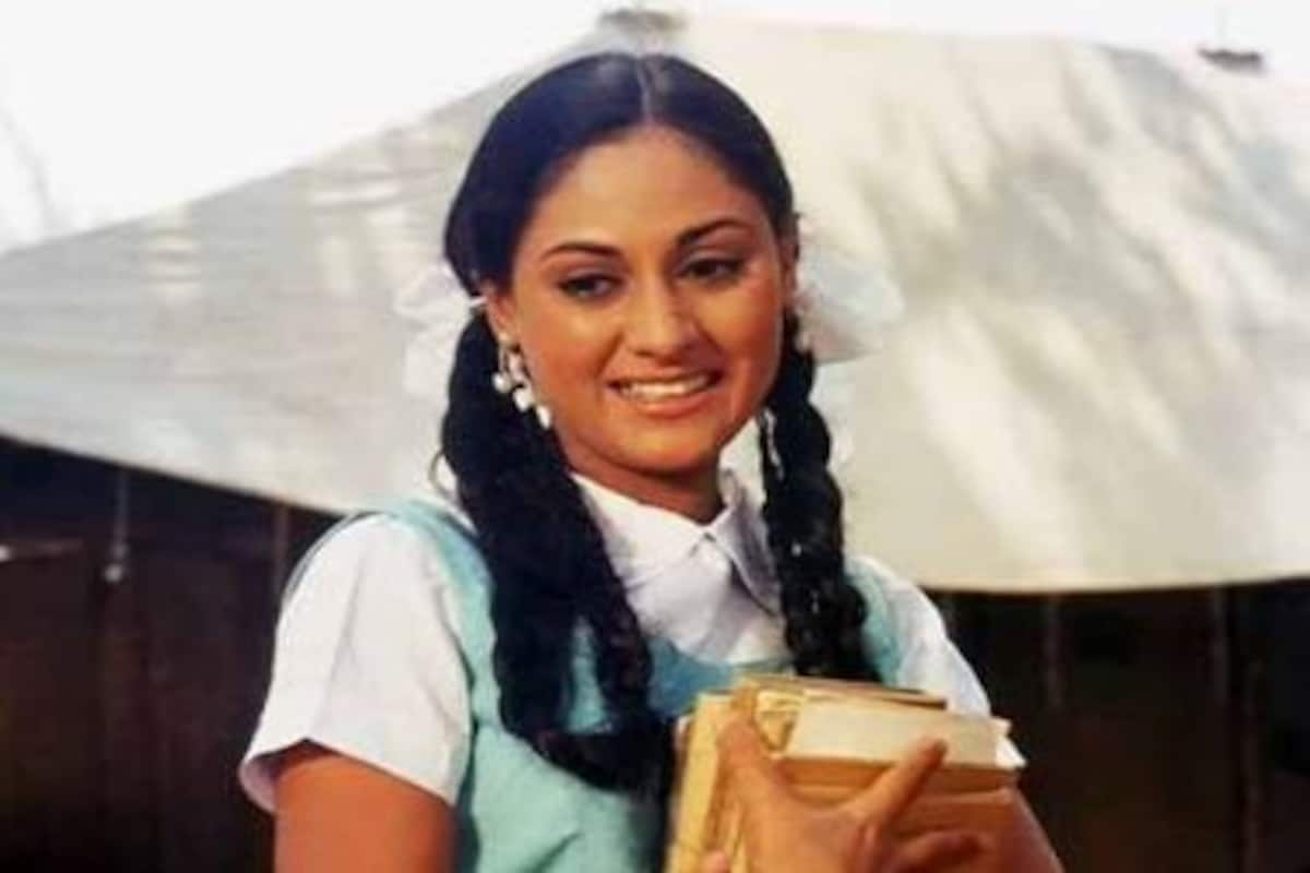 How Jaya Bachchan, face of middle cinema in India, carved a niche with her  girl-next-door charm - Entertainment News , Firstpost