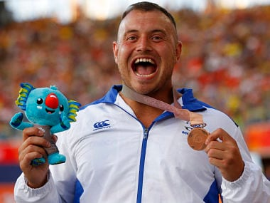 Tokyo Olympics 2020: Hammer thrower Mark Drys dreams pulverised by silly fib about going fishing