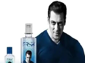 Coronavirus Outbreak: Salman Khan launches grooming and personal care products, starting with a line of sanitizers