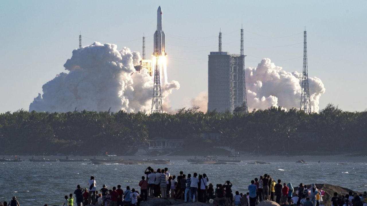 China moves its Tianwen-1 Mars mission into Long March-5 rocket, slated for 23 July launch