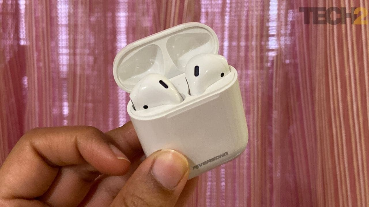 Riversong Air X5 Plus review: An AirPods look-alike that costs only Rs 2,999- Technology News, Firstpost