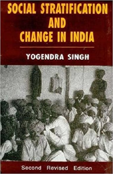 Cover of Singh's Social Stratification and Change in India