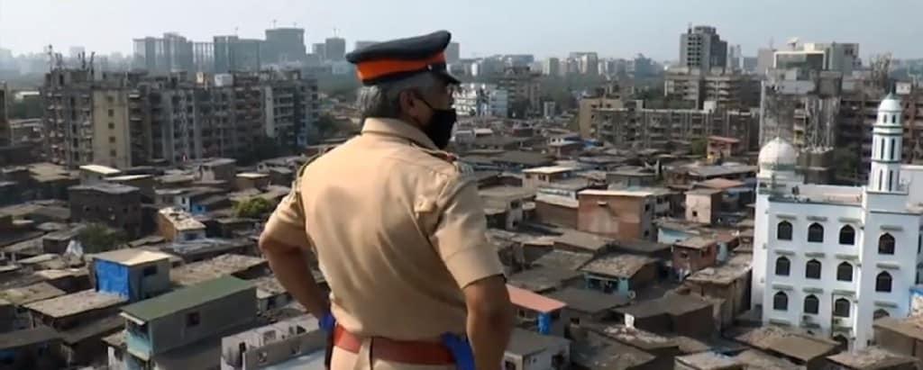 Ramesh B Nangre, Senior Police Officer, Mumbai   NatGeo